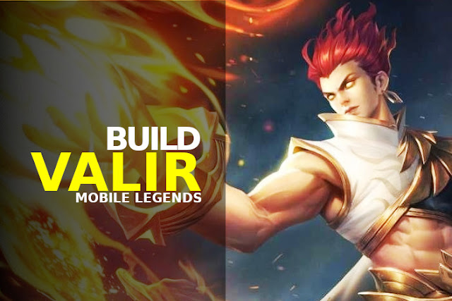 build valir mobile legends
