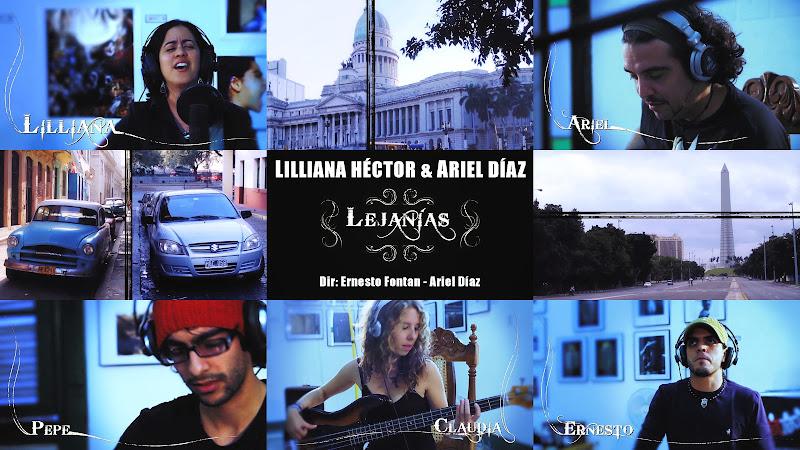 Lilliana Héctor & Ariel Díaz - ¨Lejanías¨ - Videoclip - Dirección: Ernesto Fontan - Ariel Díaz. Portal Del Vídeo Clip Cubano