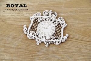 http://www.scrapiniec.pl/pl/p/Royal-dekor-z-zegarem-clock/3766