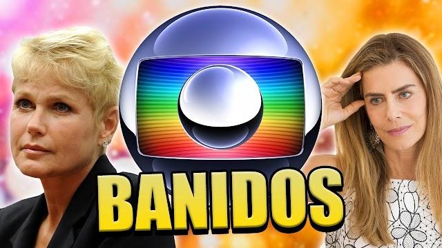 Conheça alguns famosos que estão proibidos de entrar na Globo