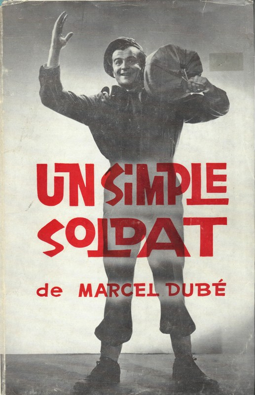 dissertation un simple soldat marcel dubé