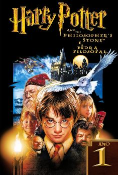 Harry Potter e a Pedra Filosofal Torrent – BluRay 4K Dual Áudio
