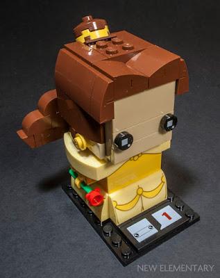 41595 Belle LEGO® BrickHeadz