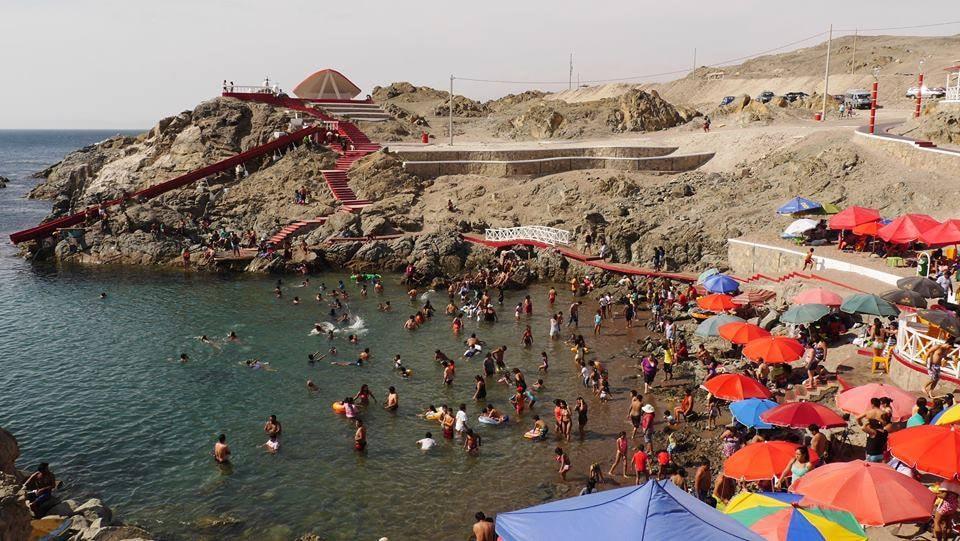 Playa Puerto Inglés