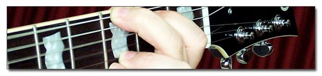 Principales Acordes de guitarra