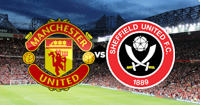 Live Streaming Sheffield United vs Manchester United EPL 25.11.2019