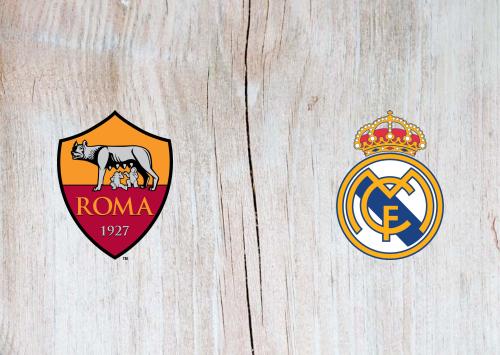 Roma vs Real Madrid -Highlights 11 August 2019