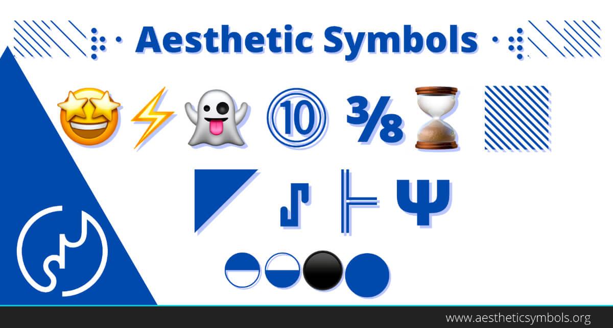 Aesthetic Symbols