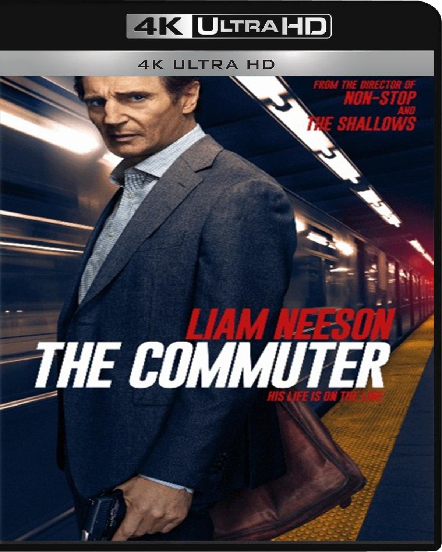 The Commuter [2018] [UHD] [2160p] [Latino]