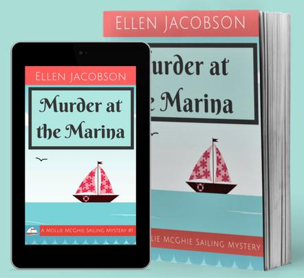 Now Available - New Cozy Sailing Mystery Series
