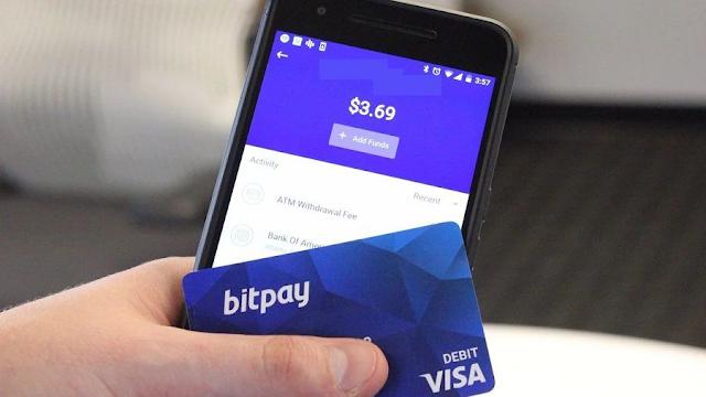 bitpay BTC