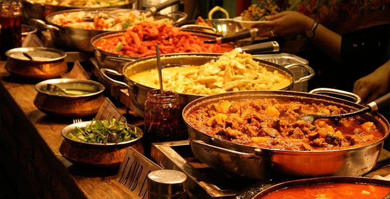 India delicious culinary