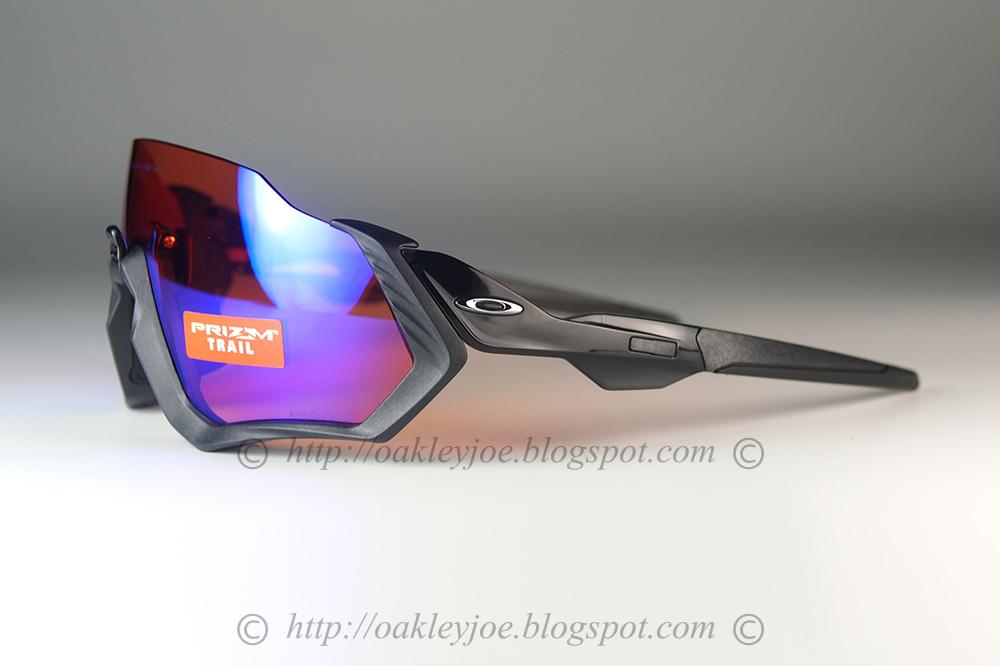 f6b9c88096 ... latest fashion 54dd3 4353a matte black + prizm trail 295 lens pre coated  with Oakley hydrophobic ...