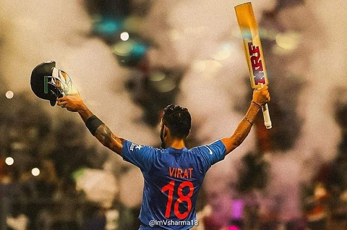 Virat Kohli Steps Down As Indian Captain, To Leave Captaincy After The T20 World Cup 2021