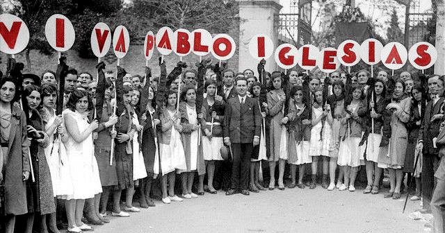 Viva Pablo Iglesias