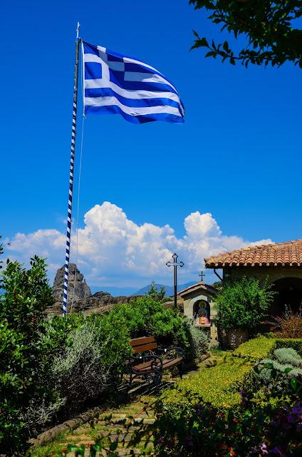 Meteory w Grecji