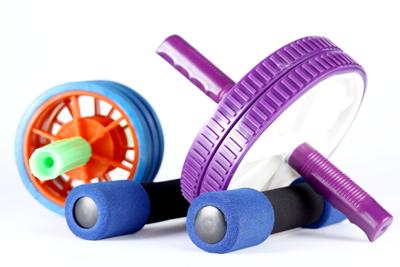 Como engordar rápido e com saúde: Faça exercícios.