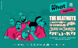 SO WHAT Legends Bogotá, Colombia | Festival de RAP y Hip Hop