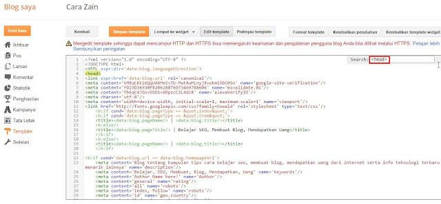 Cara Mencegah Redirect/Pengalihan Blogspot.com ke co.id Terbaru