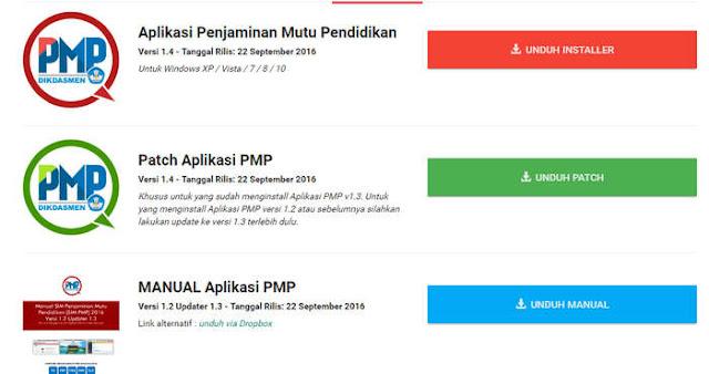 Download Aplikasi Pemetaan Mutu Pendidikan Versi 1.4 Dapodikdasmen