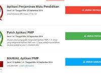 Aplikasi Pemetaan Mutu Pendidikan Versi 1.4 Dapodikdasmen