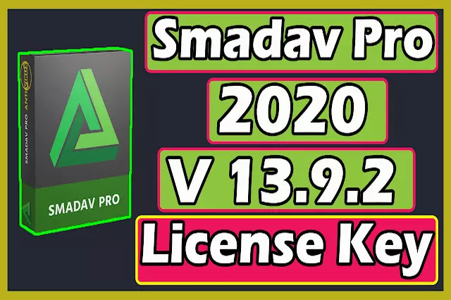 Download Smadav Pro 2020 v13.9.2 With Key
