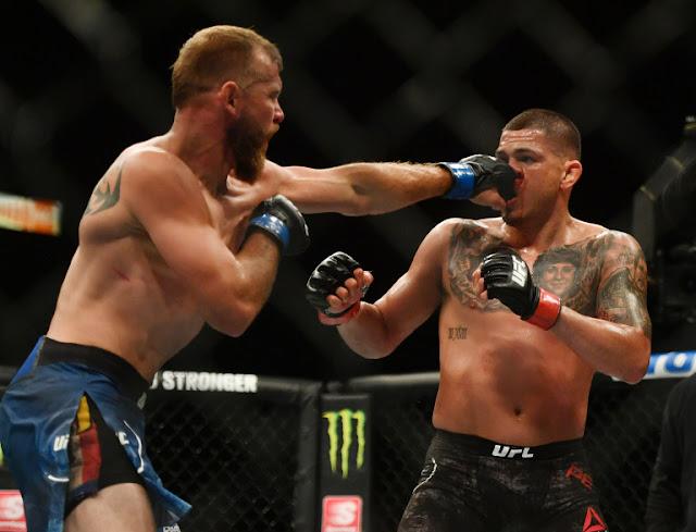 Anthony Pettis Donald Cerone UFC 249
