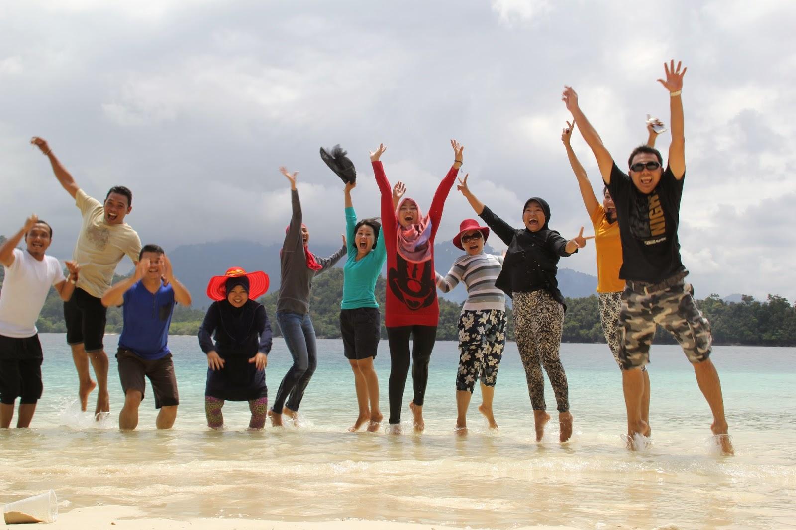 Pesona Pulau Pagang
