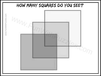 How Many Squares do you see in this picture?