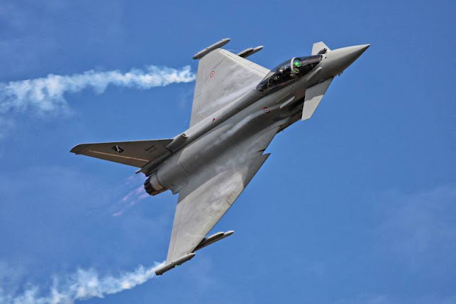 RSV Eurofighter Sanicole Airshow 2021