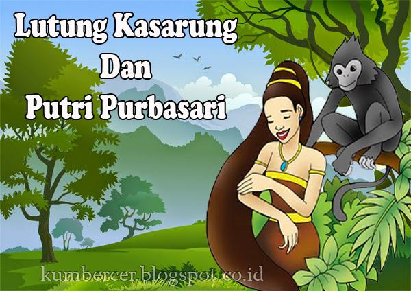 Contoh Cerita Legenda Lutung Kasarung Download Gambar Online