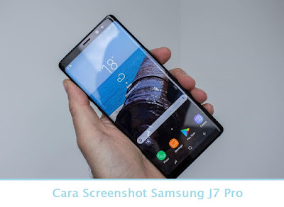 Cara Screenshot Samsung J7 Pro (Termudah.com)