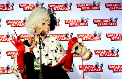 Walker Stalker Con 2016 | Cruella de Vil