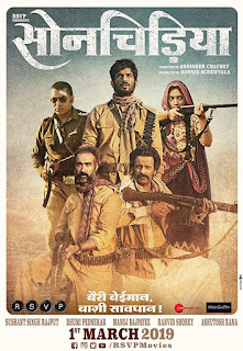 Sonchiriya (2019) HDRip 1.2GB 720p