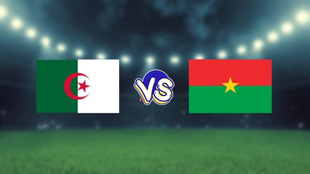 مشاهدة مباراة الجزائر ضد بوركينا فاسو 07-09-2021 بث مباشر في التصفيات الافريقيه المؤهله لكاس العالم