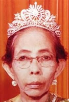 gandik diraja diamond tiara malaysia queen jemaah selangor