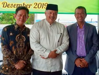 Nofi Candra Mendapat Restu dari Walikota Solok Zul Elfian untuk Maju di Pilkada Kabupaten Solok 2020
