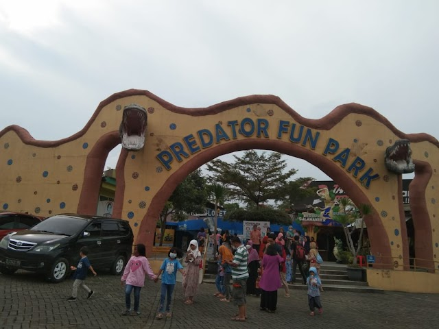 Tak Lengkap Rasanya Ke Kota Batu Tak Berwisata Ke Predator Fun Park
