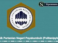 Jadwal Sipenmaru POLITANIPYK TA 2020/2021
