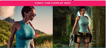 comic con cosplay quiz answers 100% score lowkey quiz