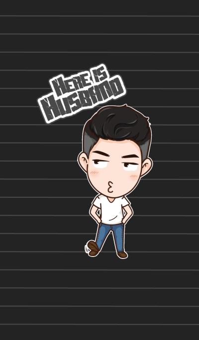 Here is Husband 2