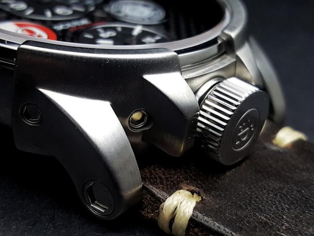 大阪 梅田 ハービスプラザ WATCH 腕時計 ウォッチ ベルト 直営 公式 CT SCUDERIA CTスクーデリア Cafe Racer カフェレーサー Triumph トライアンフ Norton ノートン フェラーリ 2TEMPI CS40304N