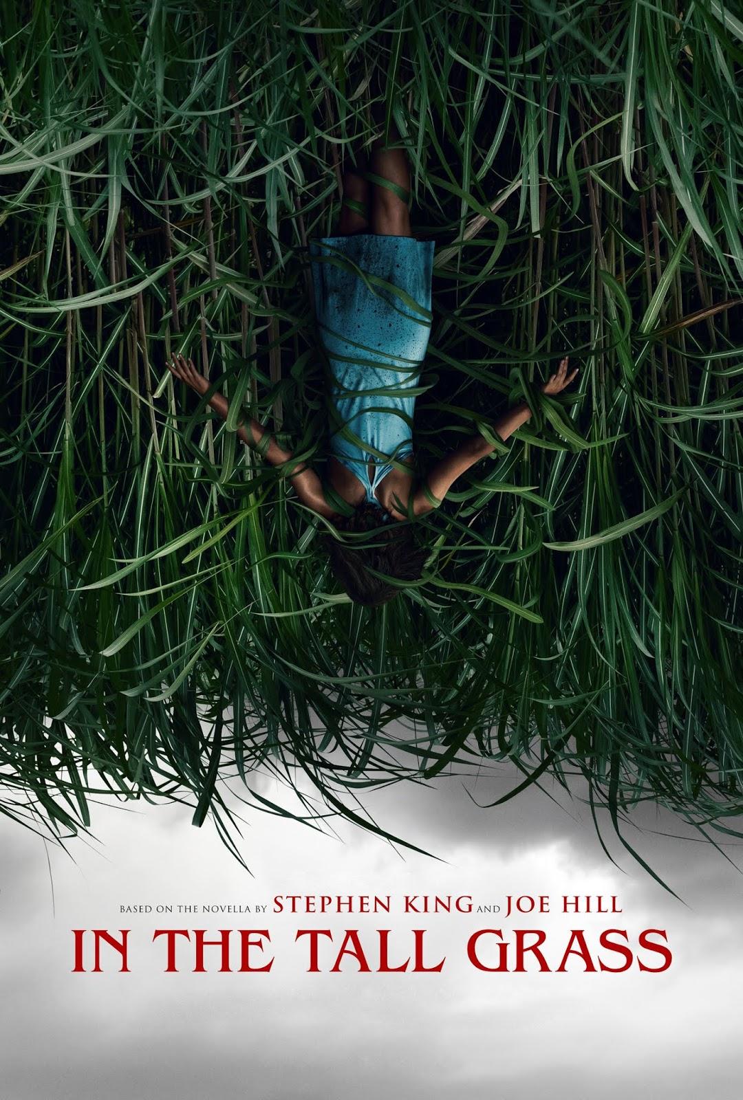 In the Tall Grass [2019] [CUSTOM HD] [DVDR] [NTSC] [Latino]