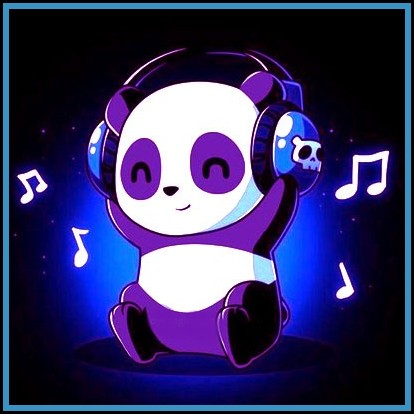 panda Stylish dp
