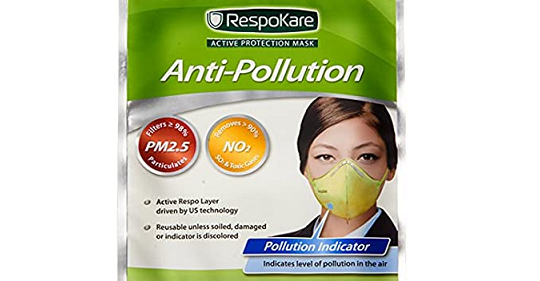 Respokare Anti-Pollution Mask