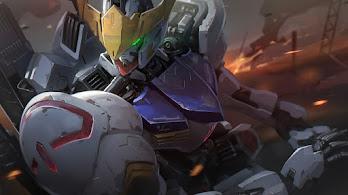Gundam, Barbatos, Iron Blooded Orphans, 4K, #6.2579
