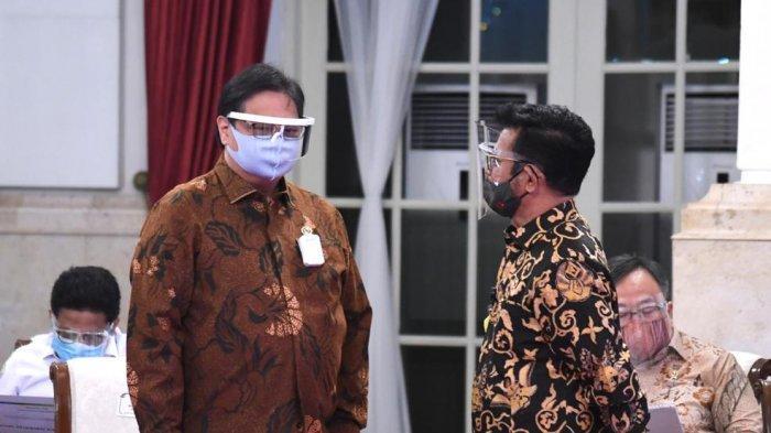 Mengenang Kelakar Airlangga: Karena Perizinan Indonesia Berbelit-belit, Maka Corona Tak Bisa Masuk