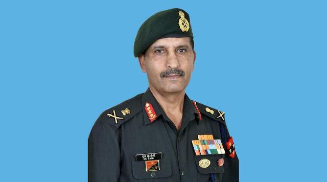 Army Vice Chief Lt Gen S K Saini