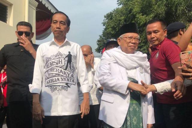 Jokowi Pilih Ma'ruf Amin, Pengamat: Ada Potensi Pendukung Golput