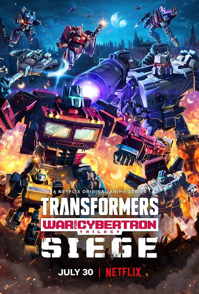 War For Cybertron (Chapter 1) (2020) Season 1 Complete Hollywood TV Show Download In HD - [MOVIE4U]